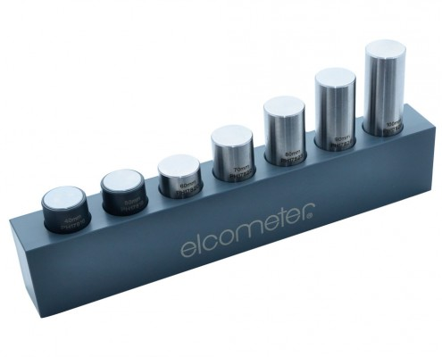Elcometer-NDT-Calibration-Block-7-Step