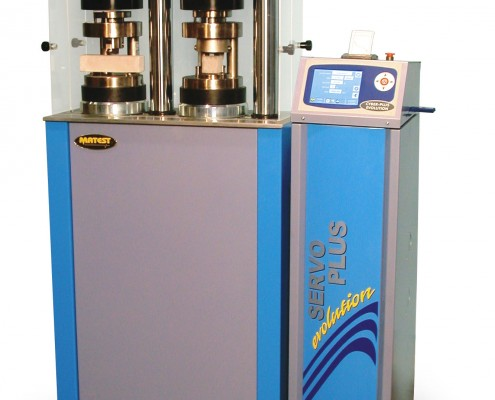 E183N cement testing machine servo